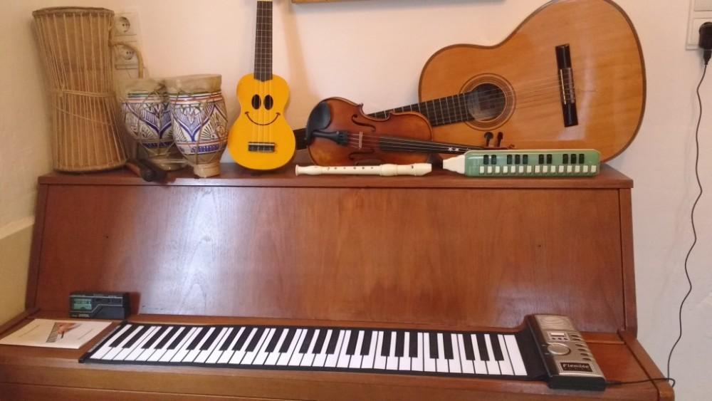 recreatie_muziekinstrumenten