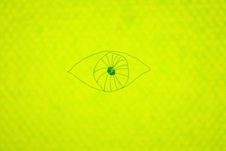 amarelo-verde-com-o-terceiro-olho