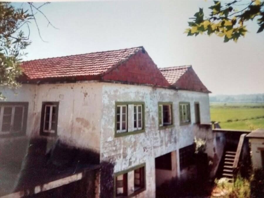 het badhuis van Termas da Azenha, Portugal
