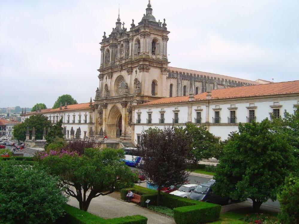 Alcobaça-mosteiro-Portugal