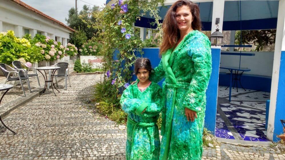 Groene-Glitter