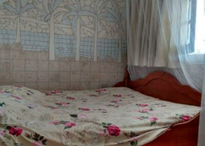 Holidayhouse-Palmeira-bedroom-with-a-doublebed