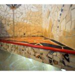 hotelkamer-1_badkamer-mozaiek-detail-Appartement-ONE