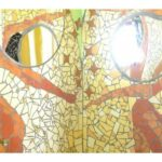 hotelkamer-2-badkamer-detail-van-mozaiekspiegel-Appartement-ONE