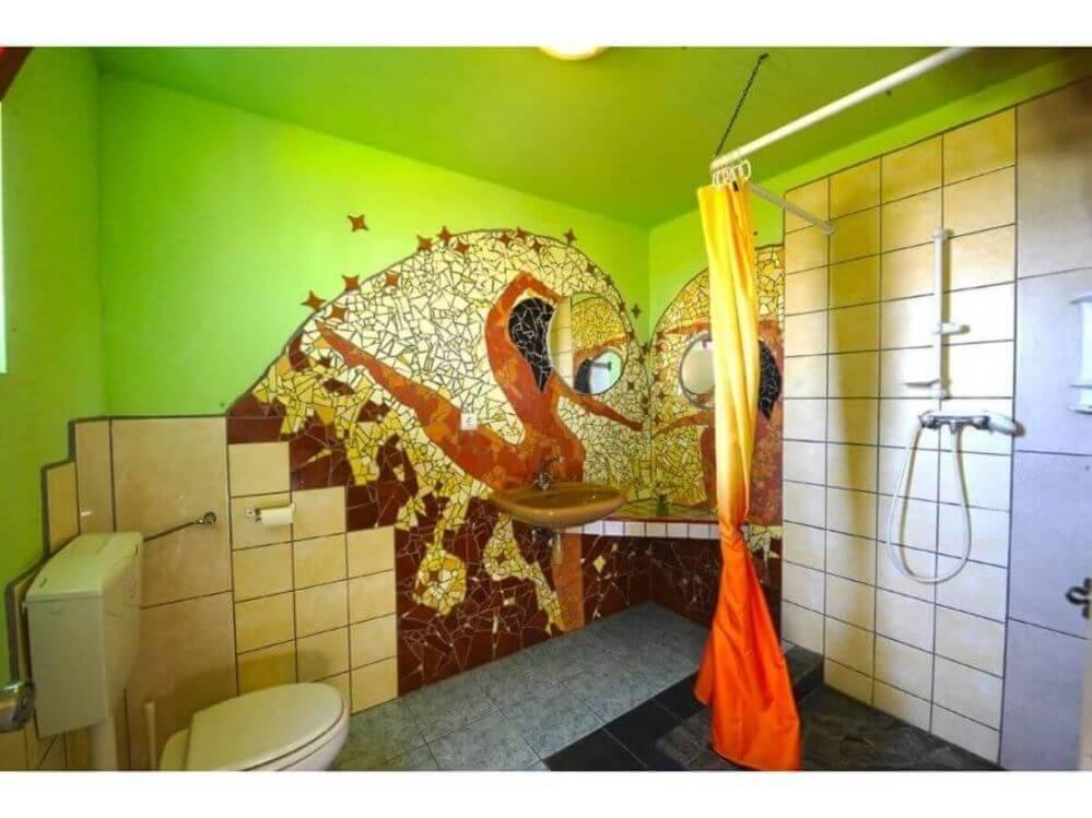 hotelkamer-2-de-badkamer-Appartement-ONE-1