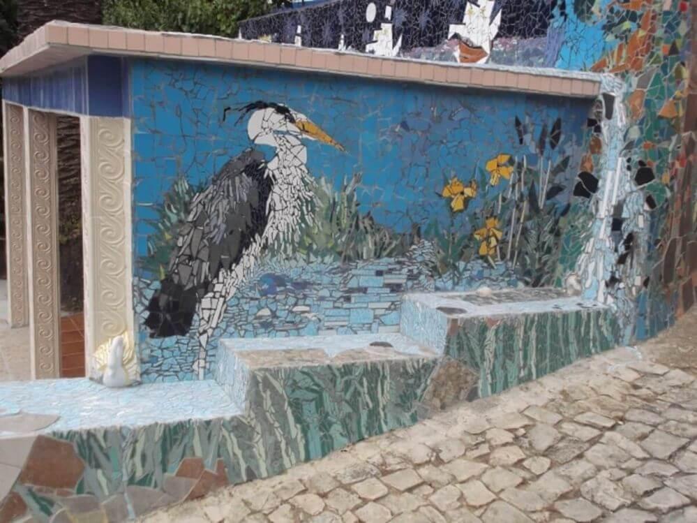 mosaico-ao-lado-do-xadres-Termas-da-Azenha