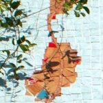 mosaic-at -the-entrance-Termas-da-Azenha