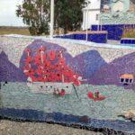 mozaiek-naast-het-zwembad-in-Termas-da-Azenha