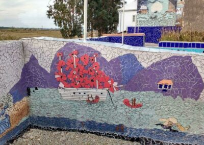 mosaic-next-to-the-swimmingpool-Termas-da-Azenha