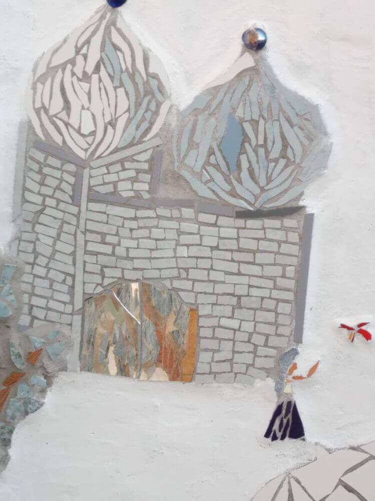 mosaico-no-terraço-conto-de-fadas-Termas-da-Azenha